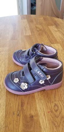Черевички демісезонні, Lapsi, 28 р, ботинки