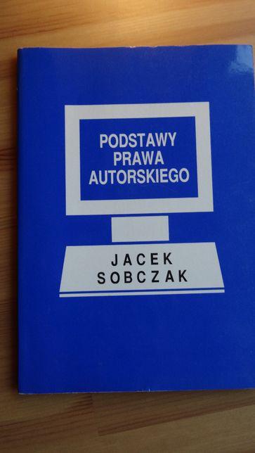 Podstawy Prawa Autorskiego, Jacek Sobczak