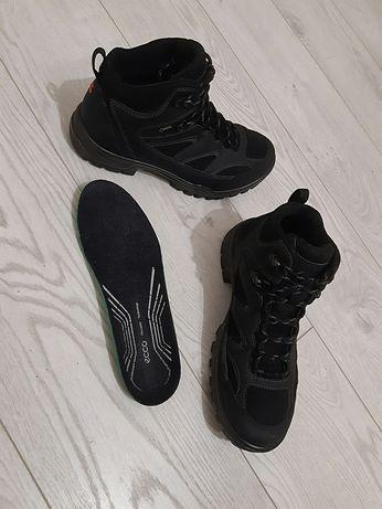 Ecco ботинки gore- tex
