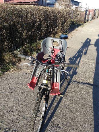 Fotelik rowerowy Rabbit do 15k