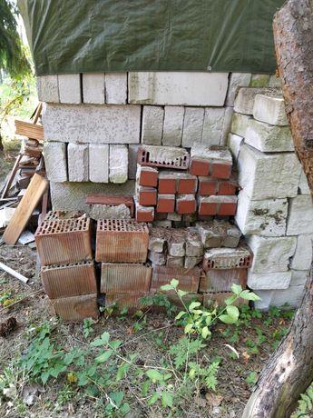 Oddam cegły i pustaki