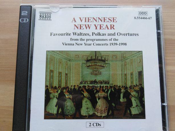 A Viennese new Year, Wiedeński Nowy Rok, walce, polki i inne CD