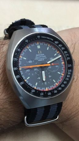 Omega Speedmaster Mark II Professional Racing calibre 861