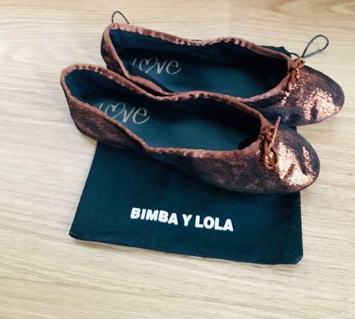 Sapatos Bimba y Lola