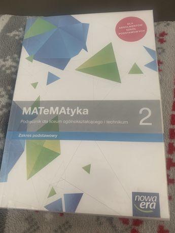 Matematyka 2 podręcznik liceum technikum jak nowa