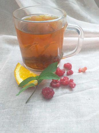 Ферментированные чаи.