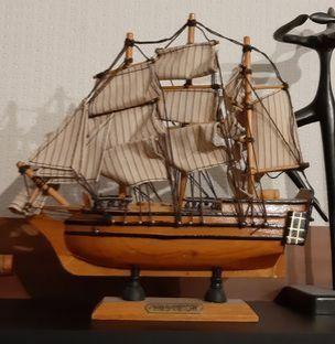 Model statku HMS Victory