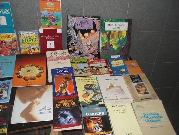 30 Livros varios