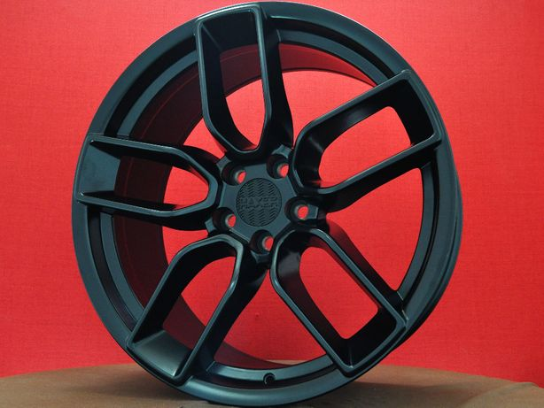 Czarne felgi R20 5x115 Dodge Charger Challenger SRT8 Chrysler