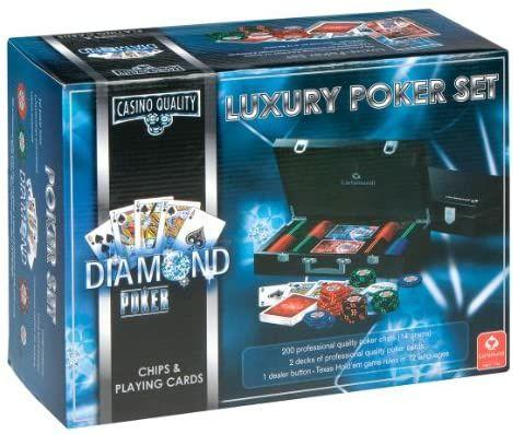 Gra Poker 200 Diamond wersja Luxury.