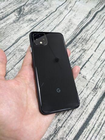 Google Pixel 4 64 Gb Black Neverlock