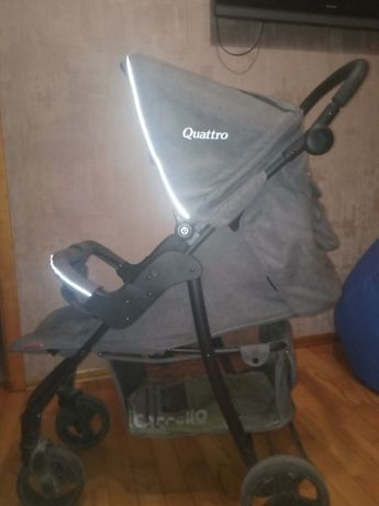 Продам коляску Carrello Quattro