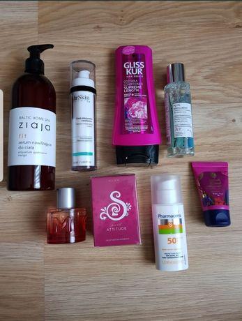 Zestaw kosmetyków + próbki gratis