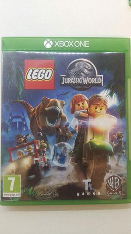 Gra Jurassic World xbox one
