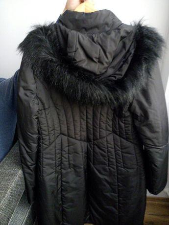 Płaszcz zimowy , jak nowy