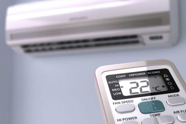 Klimatyzacja Chłodnictwo Montaż i Serwis