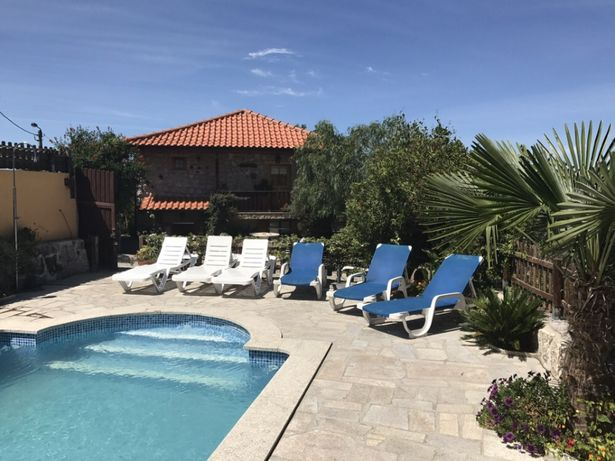 Casa turismo rural geres com piscina
