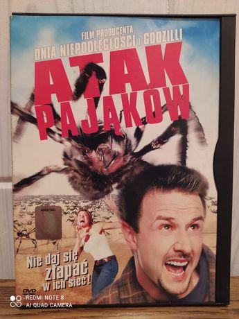 Film dvd Atak pająków -PL lektor Snapper