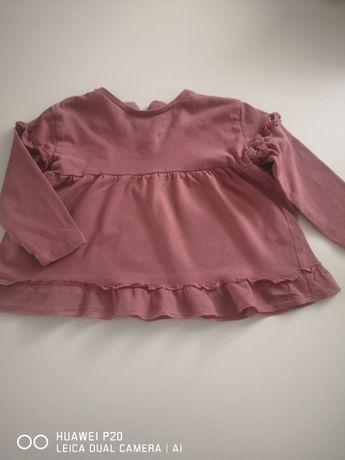Bluzka Zara dla dziewczynki