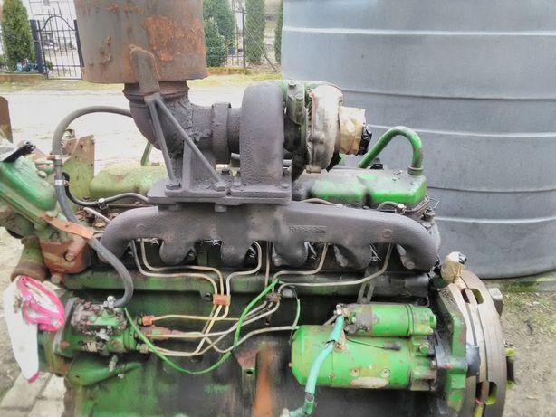 Zestaw do założenia Turbo do silnika John Deere 6359, 6329