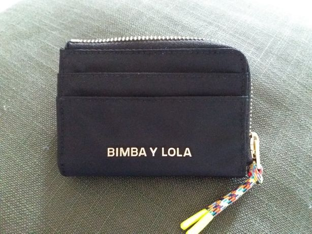Porta cartões/ moedas- Bomba y Lola