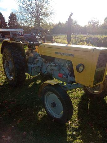 Ursus C-360/4011 traktor polski