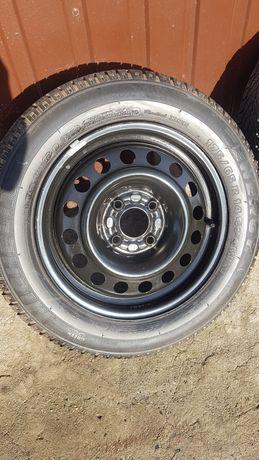 Koło z felgą Renault Michelin