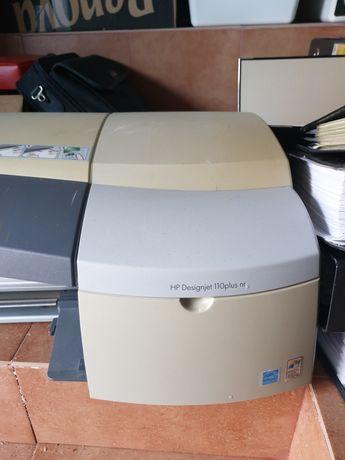 Plotter HP DesignJet 110Plus nr
