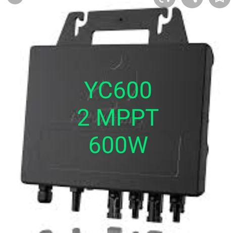 Micro inversor APS APsystems 600W e 1200W