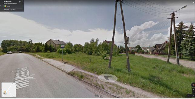 Działka budowlana, ul. Młynarska, 1143 m2