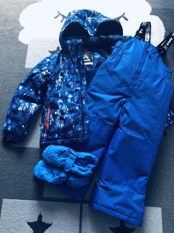 Komplet kurtka i spodnie narciarskie Kamik 110-116