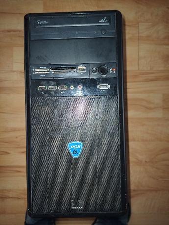 Obudowa komputera PC AeroCool PGS wbudowany czytnik kart i e-sata