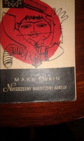 Mark Twain-Nieszczęsny narzeczony Aurelii