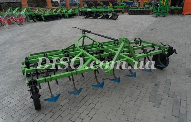 Культиватор навесной сплошной обработки 1,8 м / 11 лап на трактор Т25