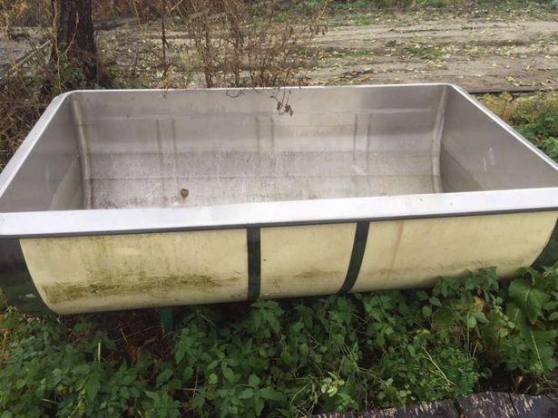 Продаю ванную-резервуар из нержавейки