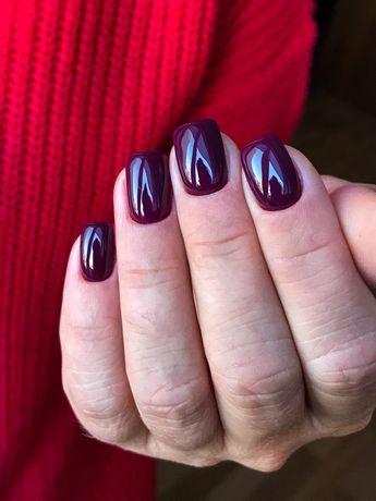 Покриття гель-лак, нарощування/корекція нігтів