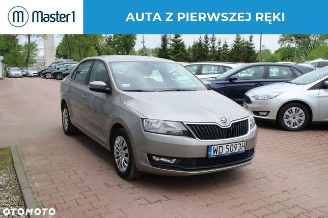 Škoda RAPID WD5093H # SKODA Rapid 1.6 TDI DPF Ambition FV Vat 23%
