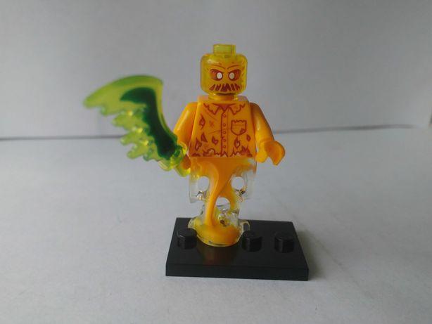 Figurka Lego Flame minifigurka ludziki lego figurki Lego Ninjago