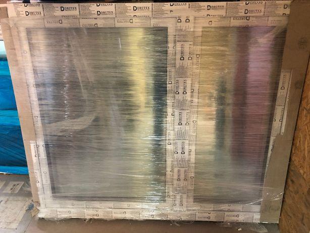 Okna 3-szybowe DRUTEX 1730x1430