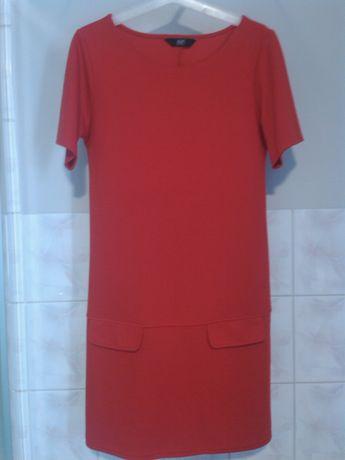 Sukienka, tunika, F&F, dzianina, jersey, rozm. 38/10/S, jak NOWA