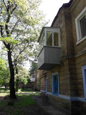 Ремонт балкона, балкон под ключ Реставрация плиты