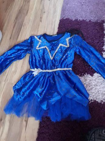 Sukienka gwiazdka