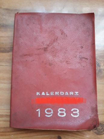 Kalendarz wojskowy 1983