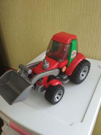 Трактор, погрузчик, екскаватор Bruder