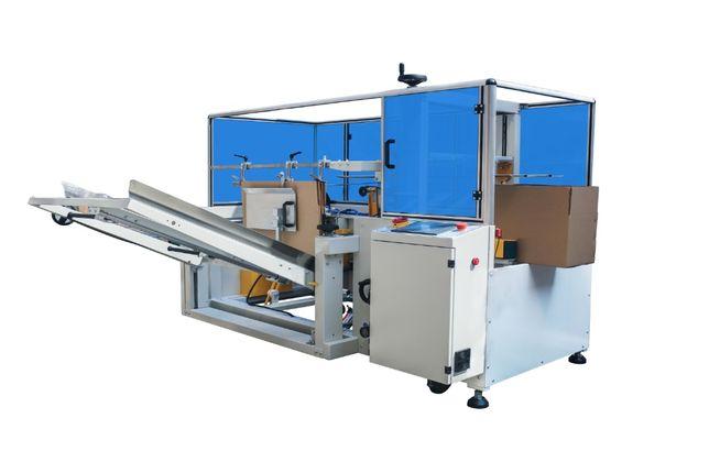 Automatyczna składarka do kartonów model WJ-02 Smart Wasp Europe