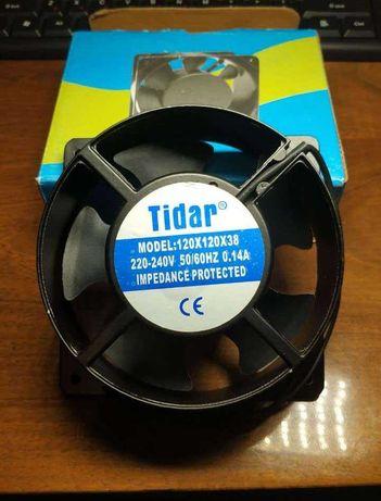 Продам вентилятор Tidar 120×120×38