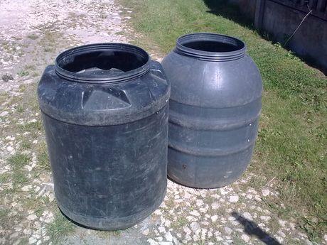 Beczki 160 litrów na ogórki