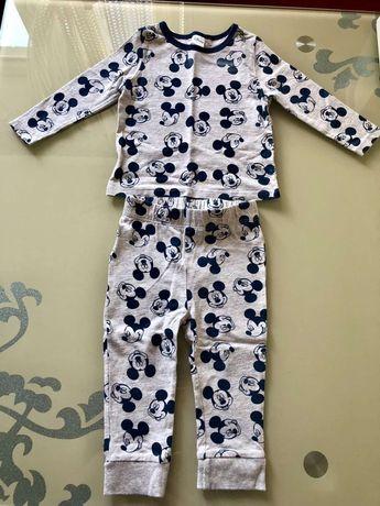 пижамы дисней на 12 месяцев.
