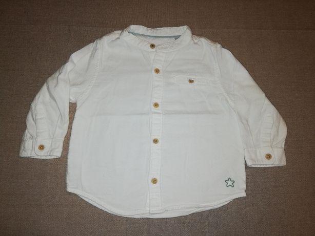 Koszula dla chłopca Zara rozm 74