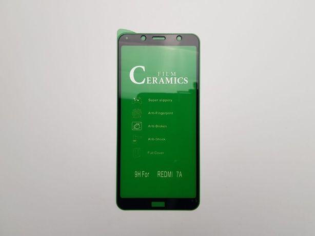 Защитное стекло Ceramics для Xiaomi Redmi 7A 8A Note 5 7 8 8T Pro 9s